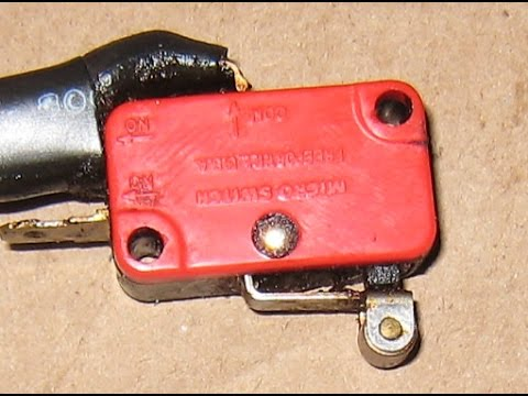 How to replace a neutral start switch 1996 Mercury 40 HP Outboard