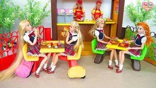 Barbie After School Routine Shopping at the Mall Barbie Setelah sekolah Barbie Depois da escola