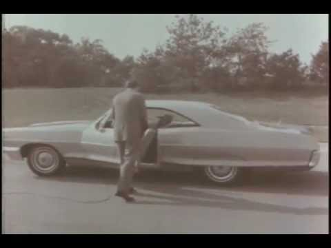 Pontiac, Wide Open World of Youth 1966