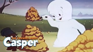 Casper Classics | The Old Mill Scream/Pig-a-Boo | Casper the Ghost Full Episode