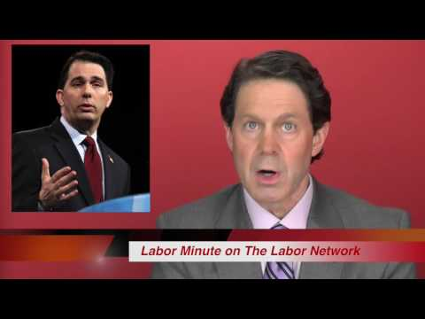 Wisconsin Right to Work Law Reinstated: Labor Minute