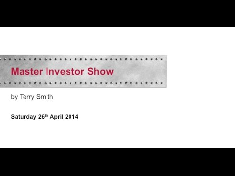 TERRY SMITH: MASTER INVESTER 2014