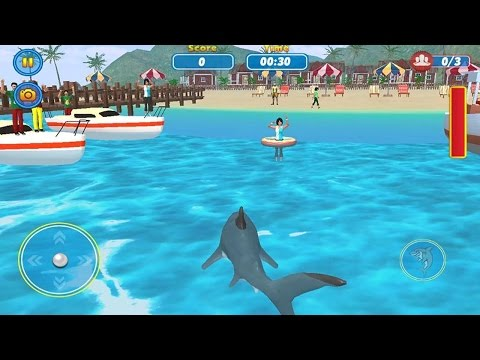 Shark Attack Wild Simulator (by Integer Games) Android Gameplay [HD]