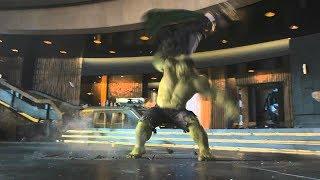 Video Hulk smashes Loki with a perfect BGM! download MP3, 3GP, MP4, WEBM, AVI, FLV November 2018