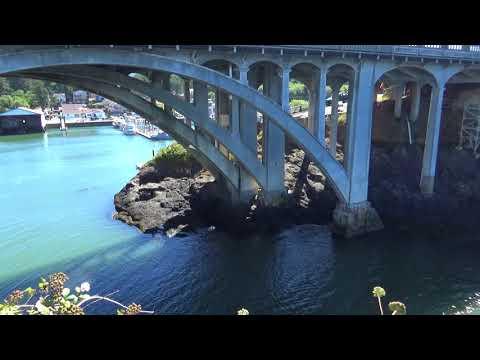 201708181111 - Depoe Bay Harbor  - Oregon Coast