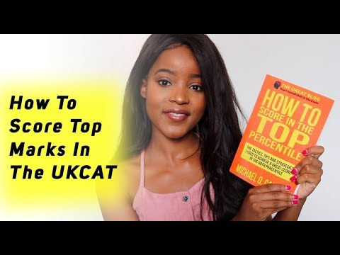 UKCAT TIPS - HOW TO PREPARE AND SCORE HIGH FOR UKCAT - YouTube