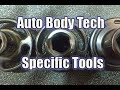Ingersoll Rand's Automotive Body Tech Specialty Tools