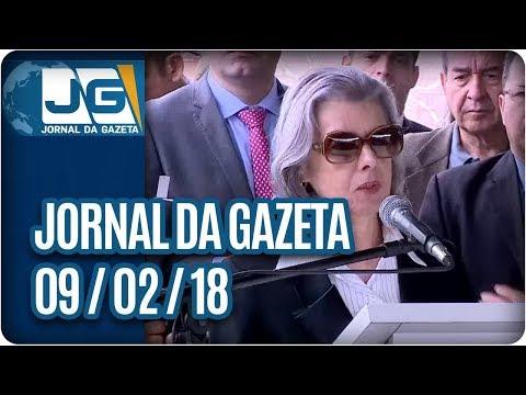 Jornal da Gazeta - 09/02/2018