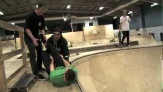 Killcity Skateboards at Deeside Skatepark...