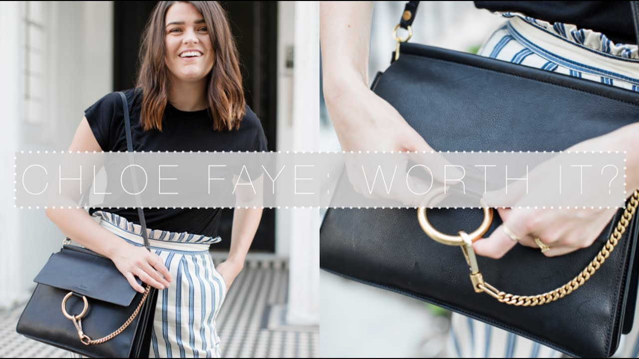 83b70e83 Chloé Faye: Review & What's In My Bag | The Anna Edit