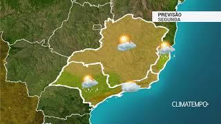 Previsão Sudeste - Mais nuvens na faixa leste