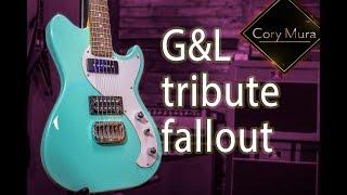 G&L TRIBUTE FALLOUT|| CoryMura