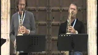 sax four fun il jazz italiano a L