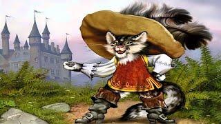 🐱 Сказки для детей. Ш. Перро.Кот в сапогах - сказка для детей. Часть1