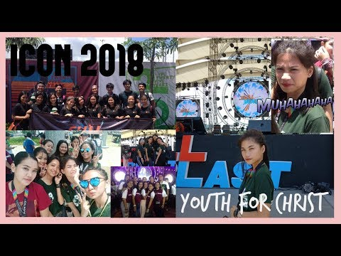 ICON 2018! ( 3 days vlog to mga bes!)