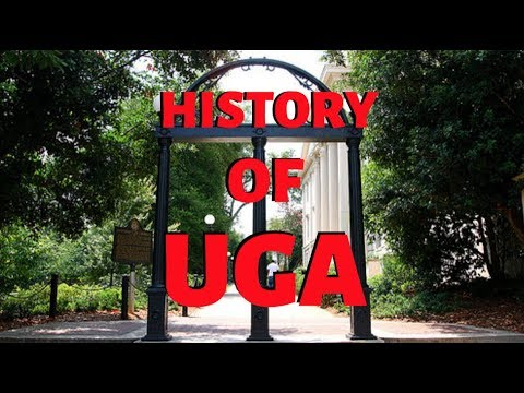 How The University Of Georgia Was Founded