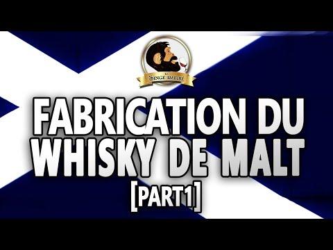 [WHISKY] FABRICATION DU WHISKY DE MALT (PART I) - Le Singe Imbibé - EP2