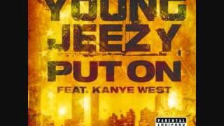 Young Jeezy - I Put On (Instrumental with hook) bass boost