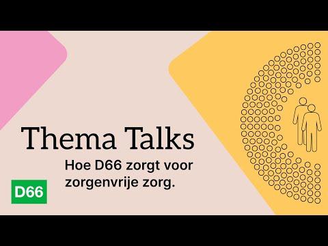 Thema Talks - Gezondheid en Preventie