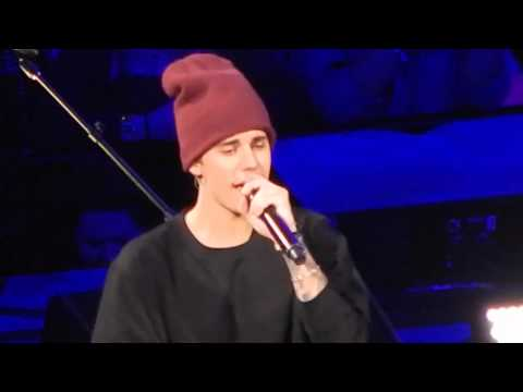 An Evening with Justin Bieber - I'll Show You - Toyota Center - 11/19/15