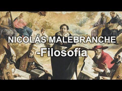 Idealismo. Nicolás Malebranche. - Filosofía - Educatina