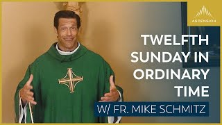 Twelfth Sunday in Ordinary Time – Mass with Fr. Mike Schmitz