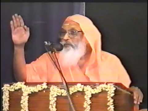 Conversion is Violence Part 2 - Swami Dayananda Saraswati ( Arsha Vidya Gurukulam )
