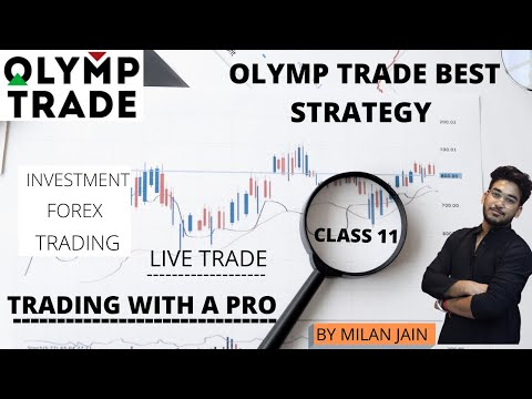 live-trade-|-olymp-trade-strategy-|-1-minute-winning-trick-|-100%-winning-|-class-11-|-by-milan-jain