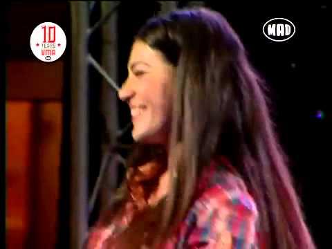 Ήβη Αδάμου / Ivi Adamou live @ 10 years VMA 10 hours live concert
