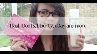 Haul - Boots, Liberty, eBay and more! Thumbnail