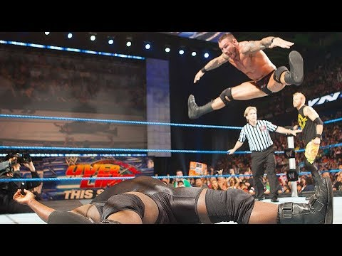 8 Times Randy Orton Broke Character