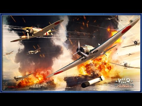 The Start of the Pacific War   War Thunder Historical Campaign #1