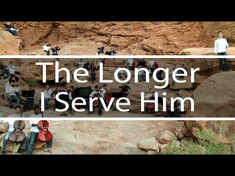 The Longer I Serve Him | Steps To Christ | Fountainview Academy