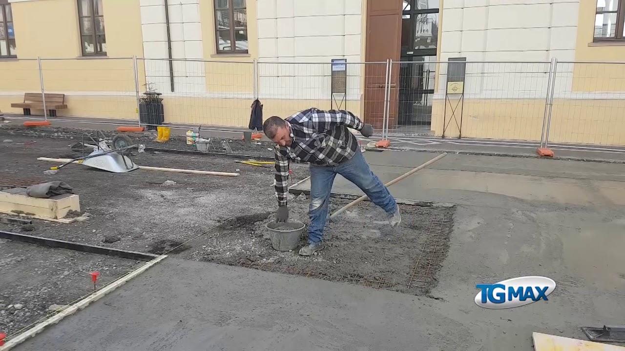 Lanciano Lavori Spediti Al Corso Trento E Trieste Youtube