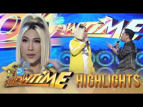 It's Showtime: Jhong notices something different from Vice