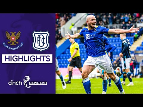 St. Johnstone Dundee Goals And Highlights