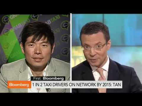 GrabTaxi - The App Revolutionizing the Taxi Industry