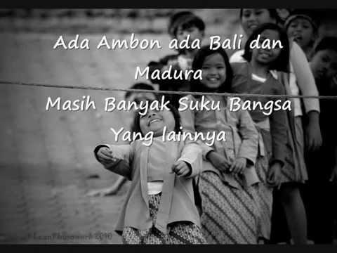 Lagu Han Aku Anak Indonesia