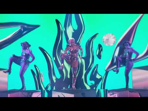Cardi B - Up / WAP feat. Megan Thee Stallion (Live from the 63rd GRAMMYs ®️ 2021)