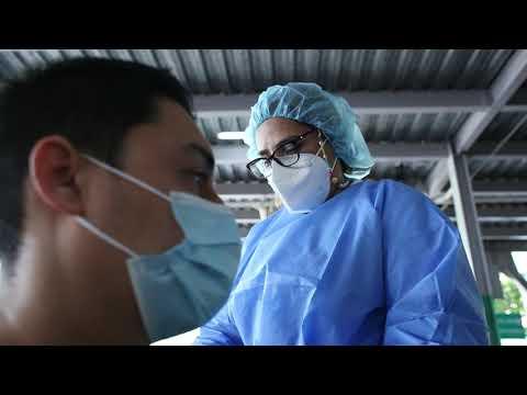 Entrevista a paciente vacunado, Rodolfo Poveda.