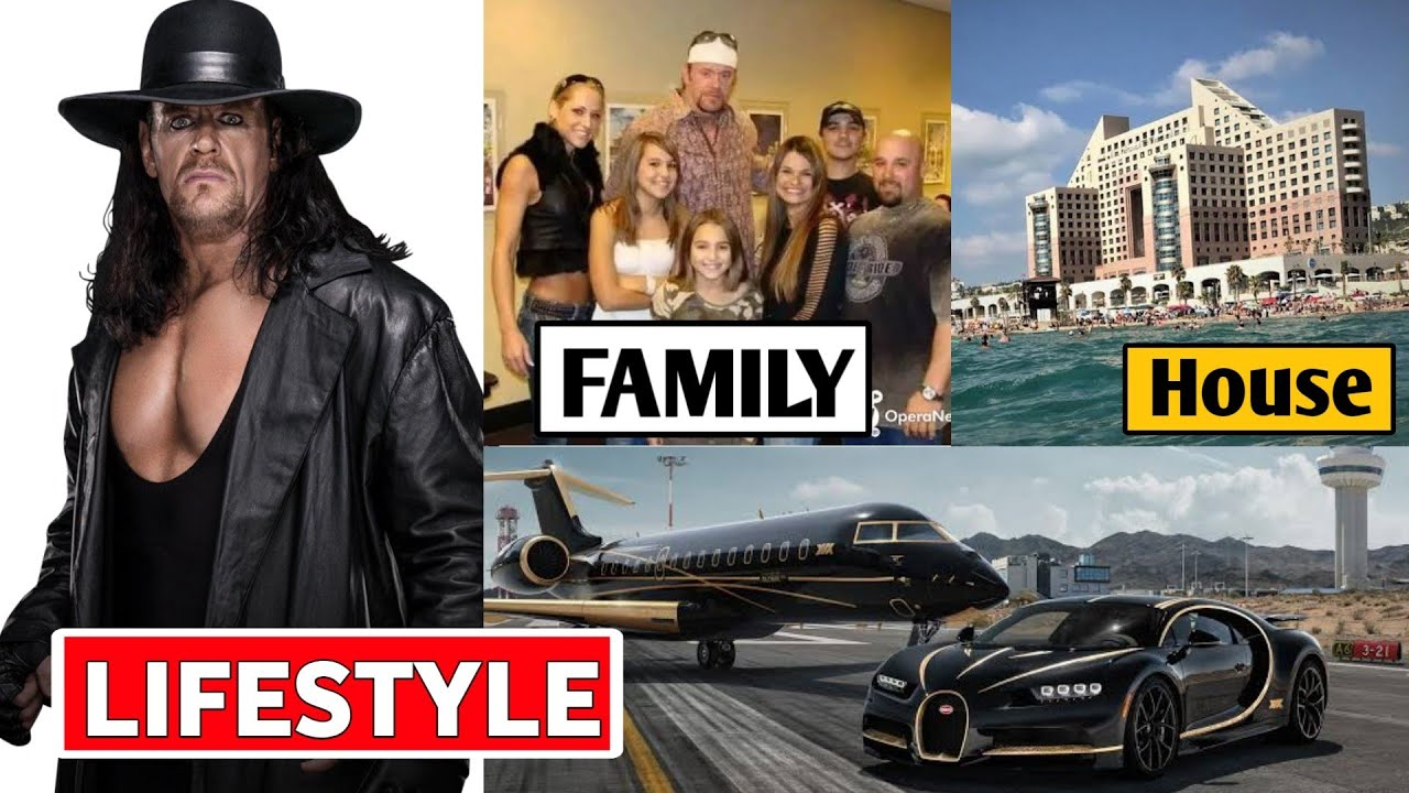 The Undertaker Lifestyle 2020, Income, House, Wife, Son, Daughters, Cars, Family, Bio & Net Worth
