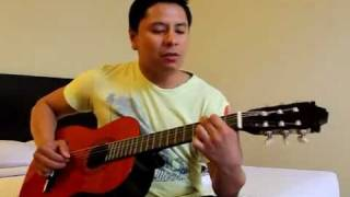 The Way You Look at Me - Christian Bautista (Guitar Cover).flv