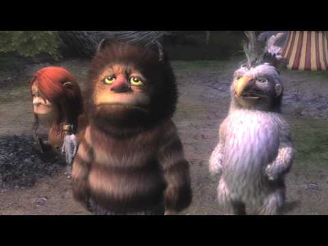Where the Wild Things Are The Videogame HD trailer PlayStation3, Xbox 360 and  Nintendo Wii