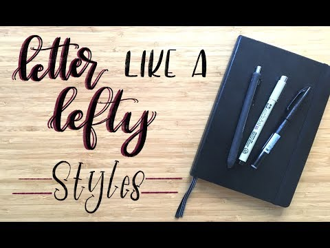 Letter Like a Lefty | Episode 4 | Styles