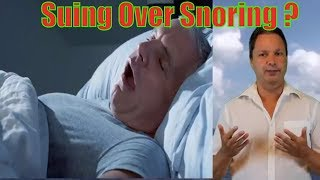 Man sues Royal Caribbean over Snoring