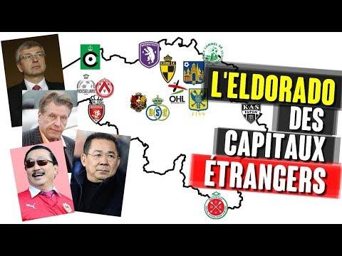 Pourquoi Le Football Belge Attire Autant D'investisseurs étrangers ?