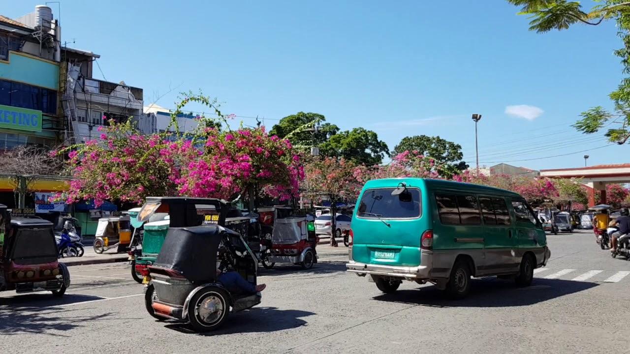 Отдых на Филиппинах: Прогулка по Вигану