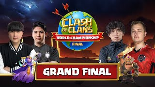 World Championship GRAND FINAL - Clash of Clans