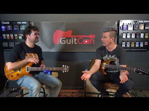 Life as a Guitarist - featuring Pete Thorn