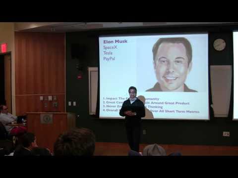 NJ Tech Meetup 34 (Hoboken) w/ David Kidder - Part 3 - by Krishna  Malyala, www.TLCengine.com